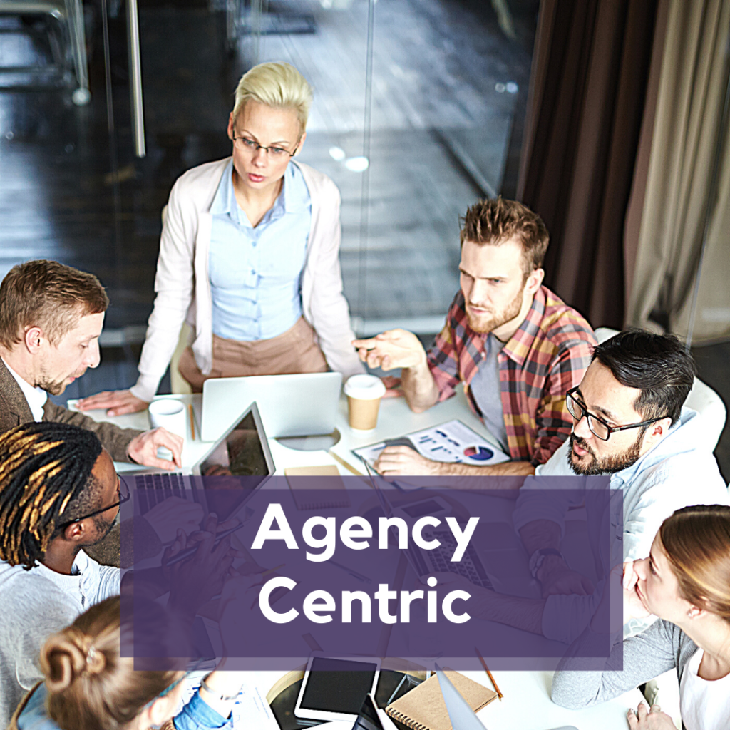 agency centricity through a collaborative meeting